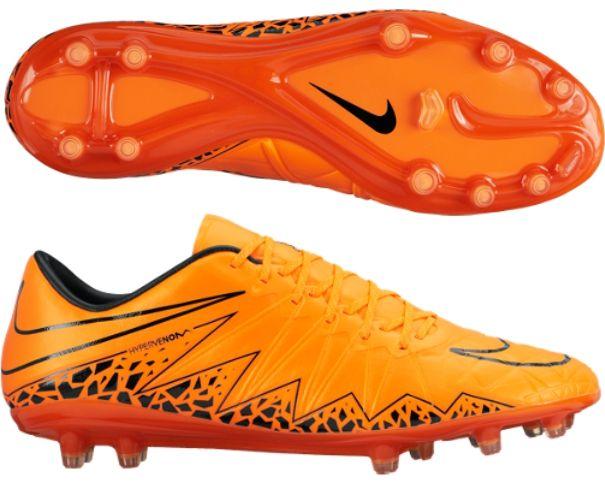 Nike Hypervenom Phinish FG - Orange