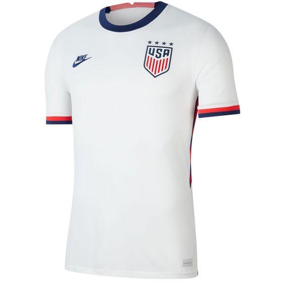 considerado Embrión tornado  Nike USWNT Men's 2020 Home Jersey - USA | Soccer Village