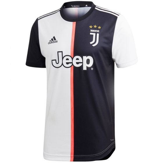 adidas Juventus 2019 Home Authentic Jersey
