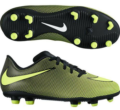 Nike Junior Bravata II FG - yellow