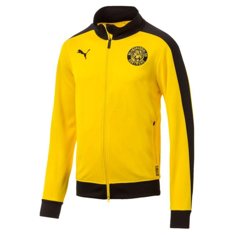 PUMA Borussia Dortmund T7 Track Jacket