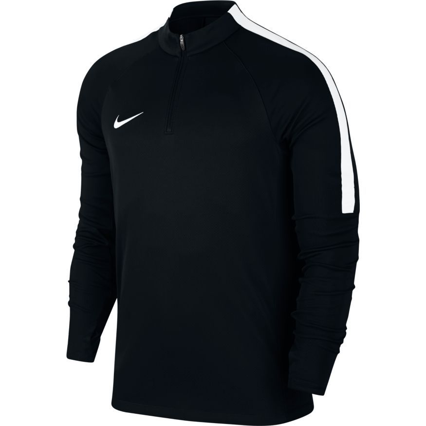 grosor Tierra Negligencia  Nike Squad 17 Drill Top - 831569 | Soccer Village