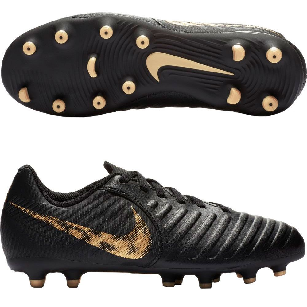 maratón Cambiarse de ropa Perforar  Nike Jr. Tiempo Legend 7 Club FG - Soccer Cleats | Soccer Village