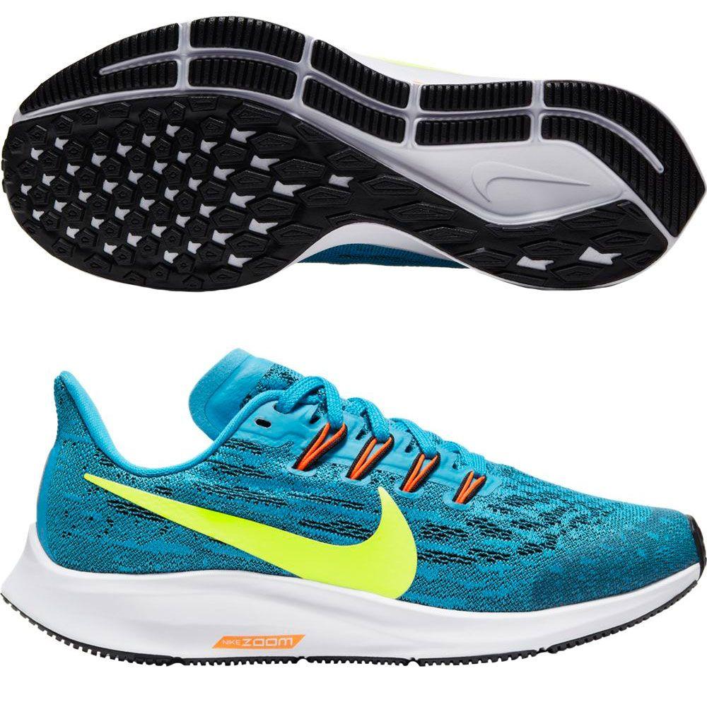 Nike Youth Air Zoom Pegasus 36 - blue