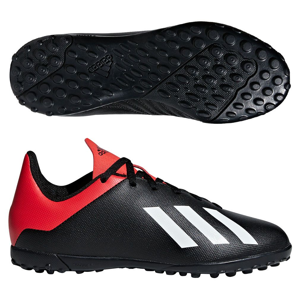 livestock Disturb Ham  adidas Junior X 18.4 TF Turf Shoes | Soccer Village