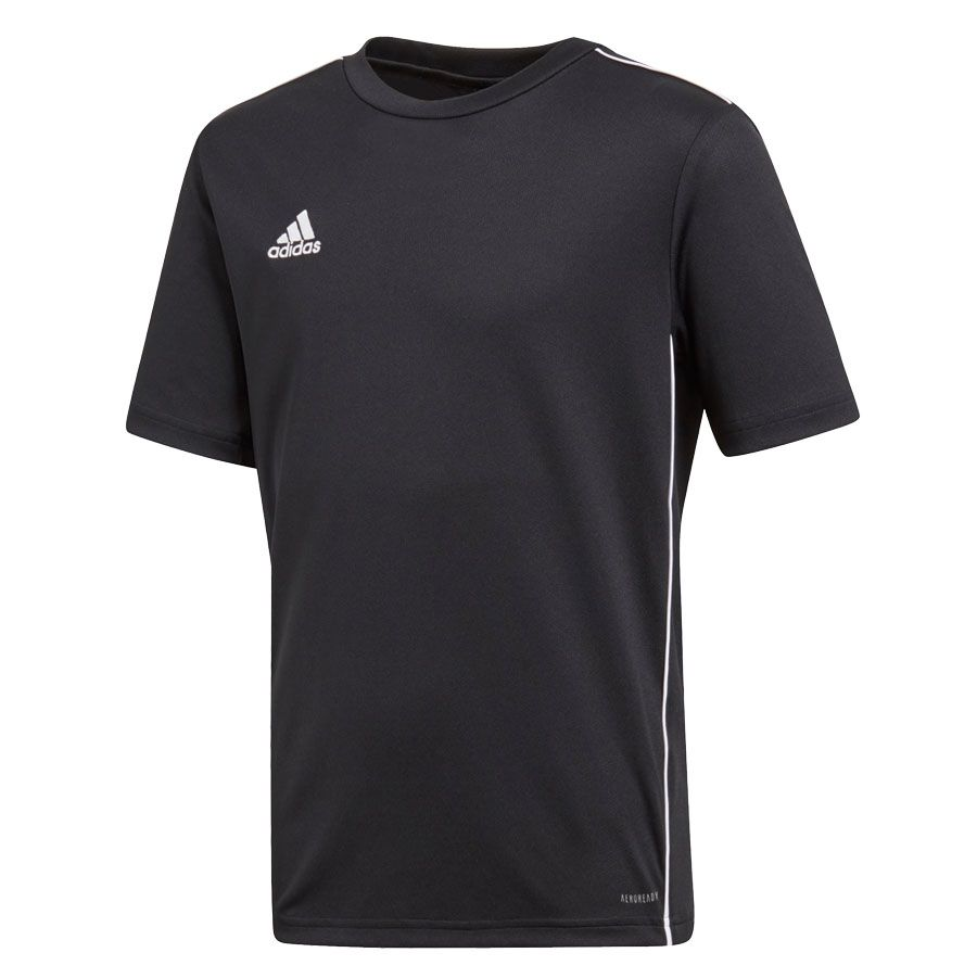 adidas Youth Core 18 Training Jersey - Youth Apparel | Soccer Village