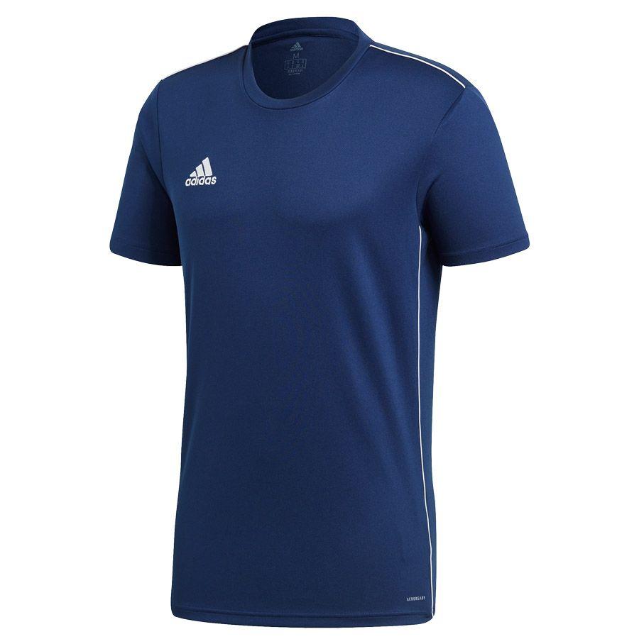 adidas Core 18 Training Jersey - Men's Apparel | Soccer Village