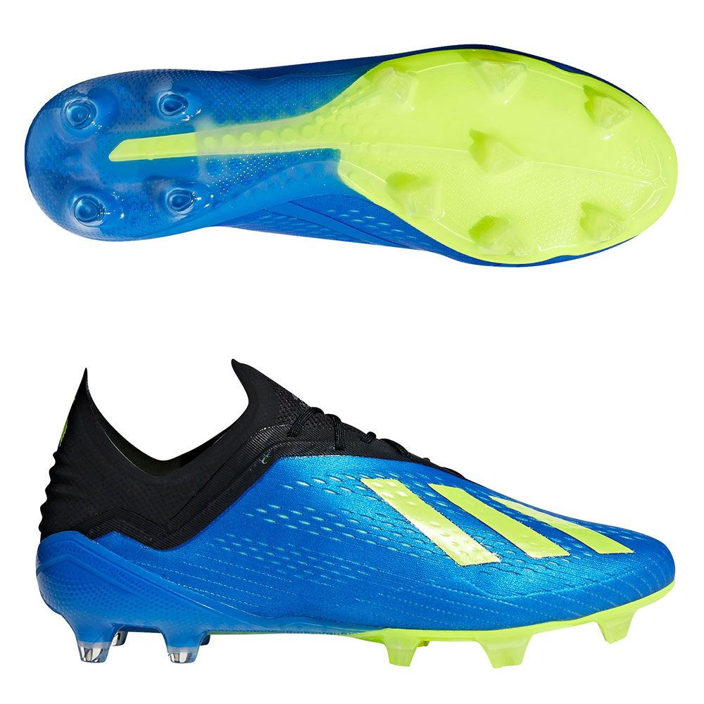 adidas X 18.1 FG Soccer Cleats | Soccer