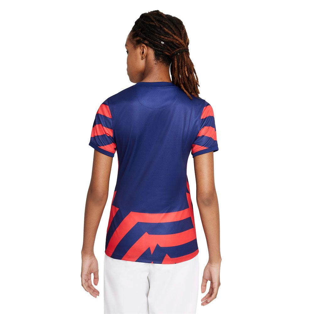 Nike Uswnt Women S 2021 22 Away Jersey Usa Apparel Soccer Village