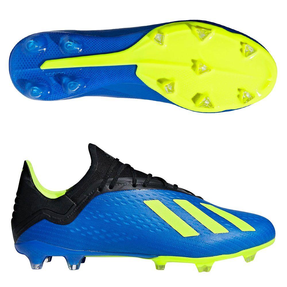 adidas X 18.2 FG Soccer Cleats | Soccer