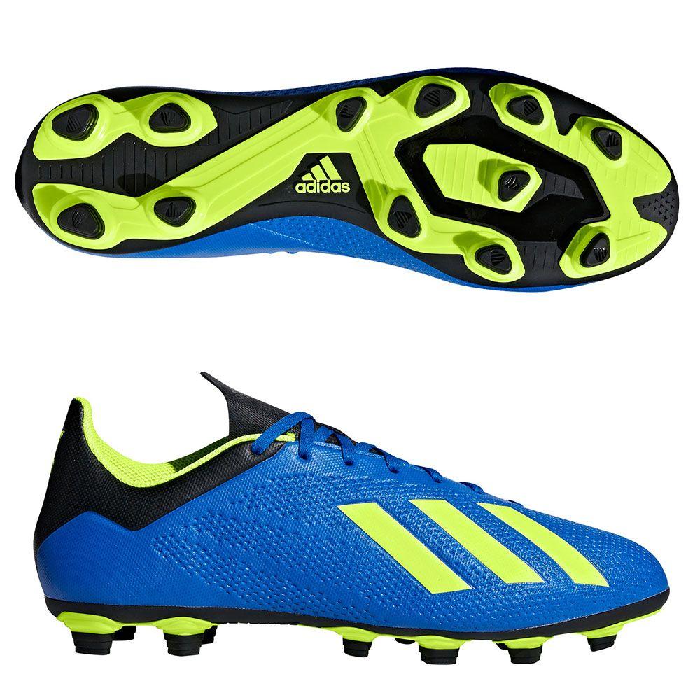 adidas X 18.4 FG Soccer Cleats   Soccer
