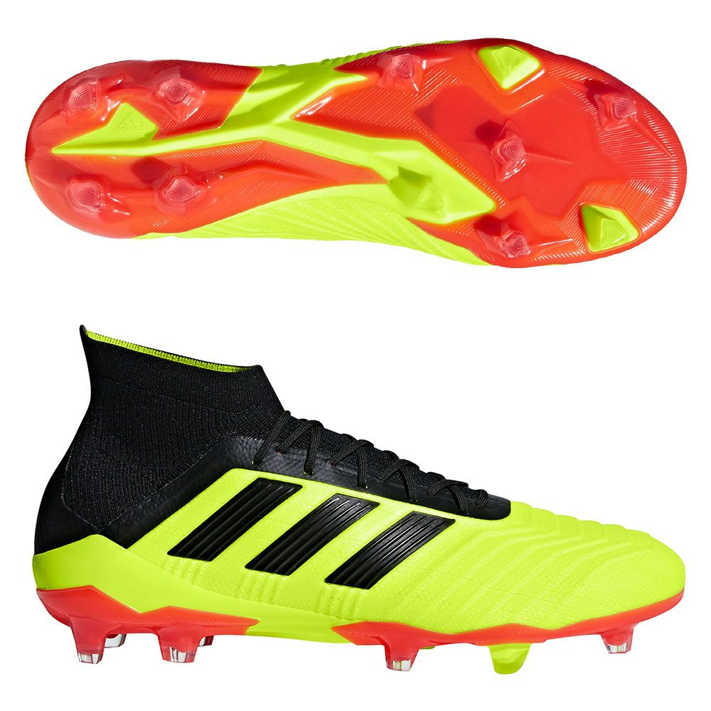 adidas Predator 18.1 FG Soccer Cleats