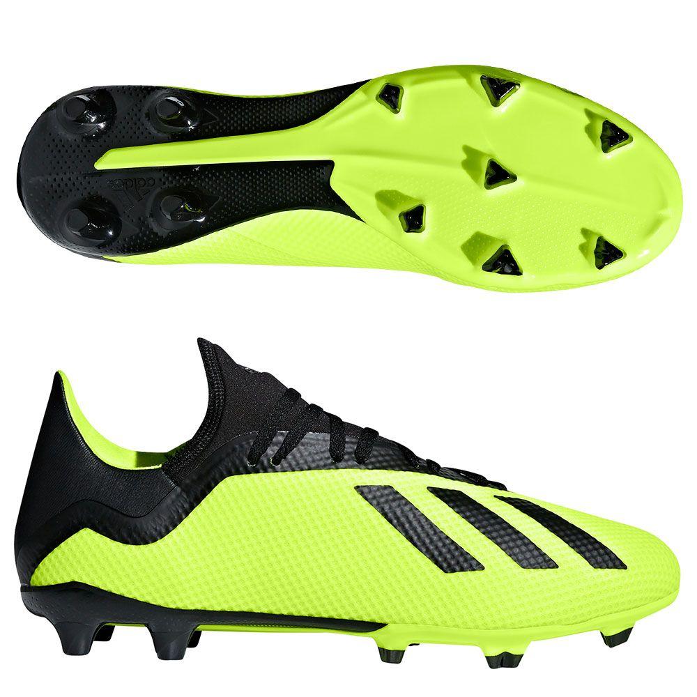 adidas X 18.3 FG Soccer Cleats | Soccer
