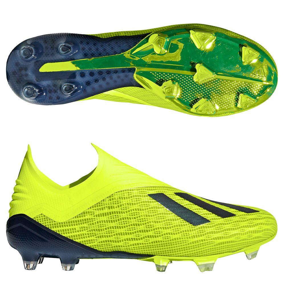 adidas X 18+ FG Soccer Cleats | Soccer