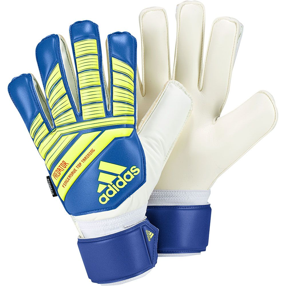 Coca Eclipse solar Consultar  adidas Predator Fingersave Replique - Football Blue/Bold Blue/Solar Yellow  - DN8570 | Soccer Village