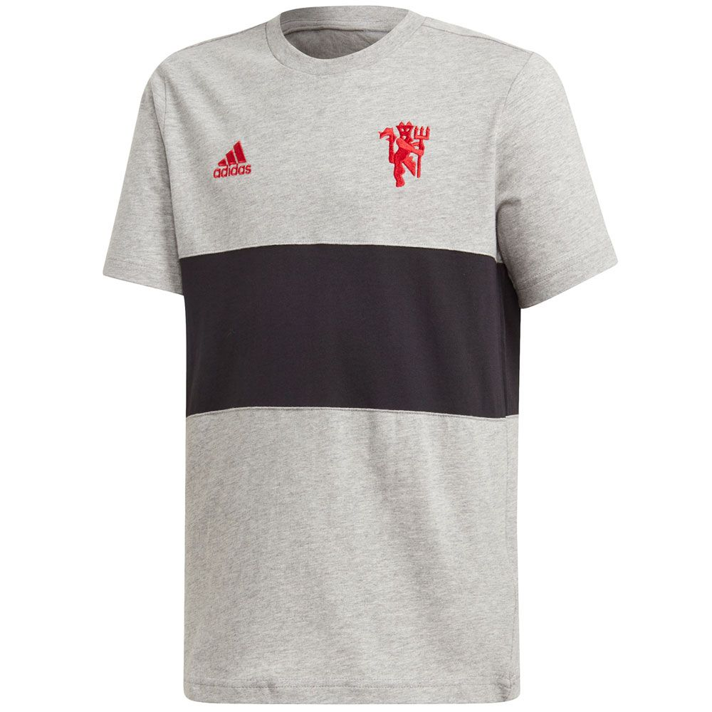 Adidas Manchester United Youth Graphic Tee Soccer Village