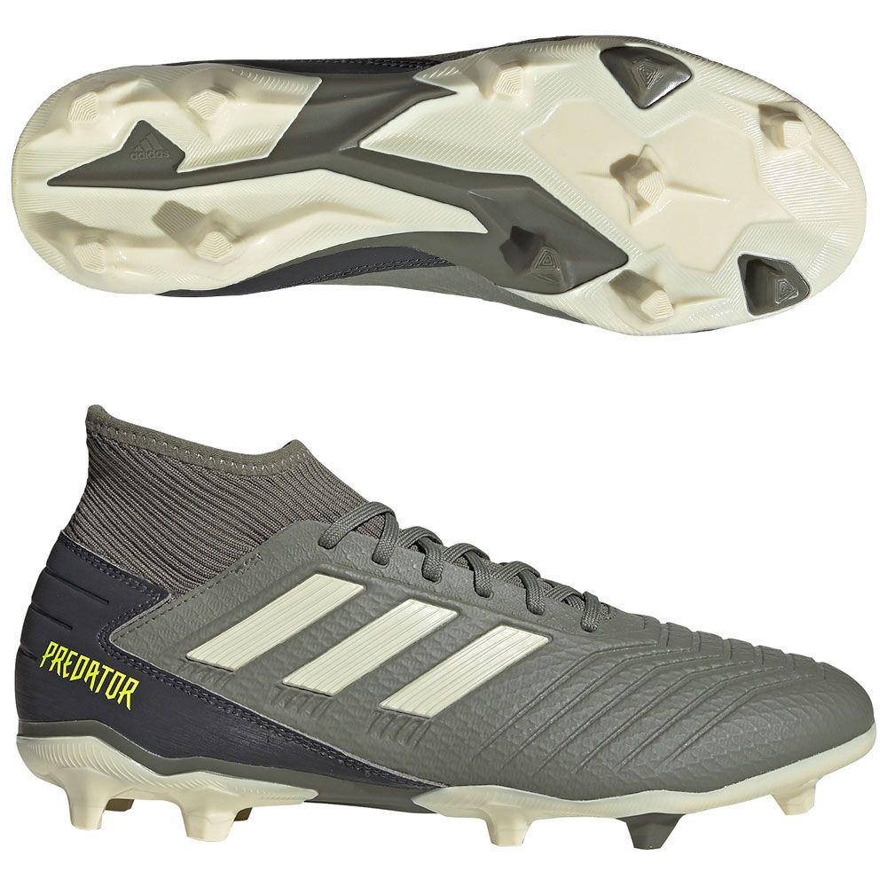 adidas Predator 19.3 FG - Soccer Cleats