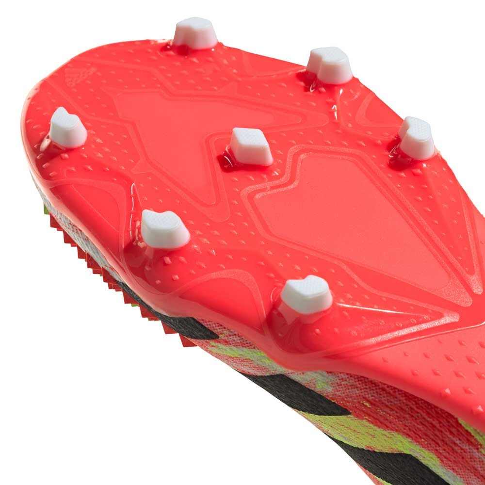 PREDATOR 20.4 TF J Hard Artificial Turf Football Sports Shoes Price Pictures Evaluation.