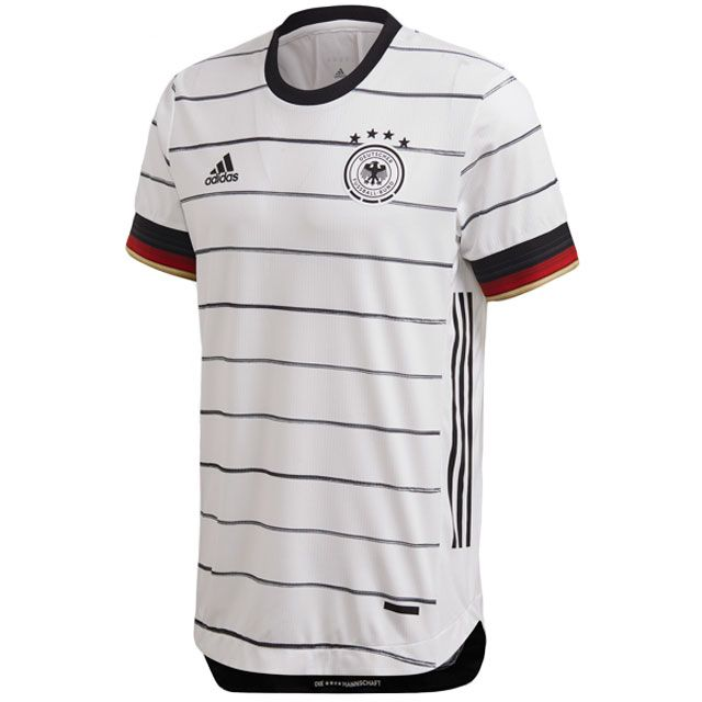 adidas Germany 2020 Authentic Home Jersey