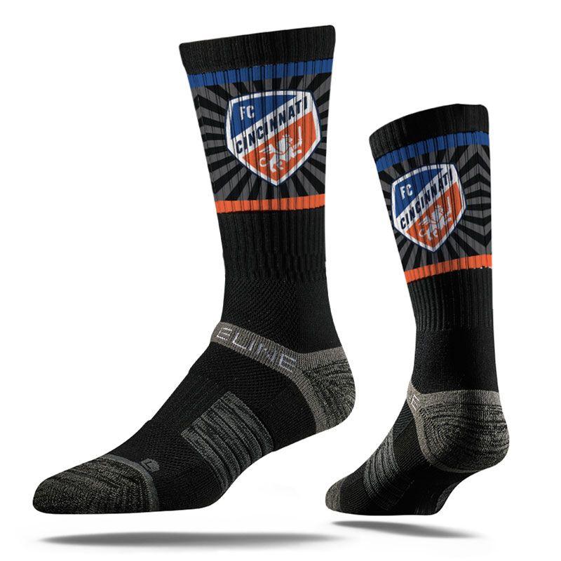 Strideline X-Games womens Premium Athletic Mid Socks