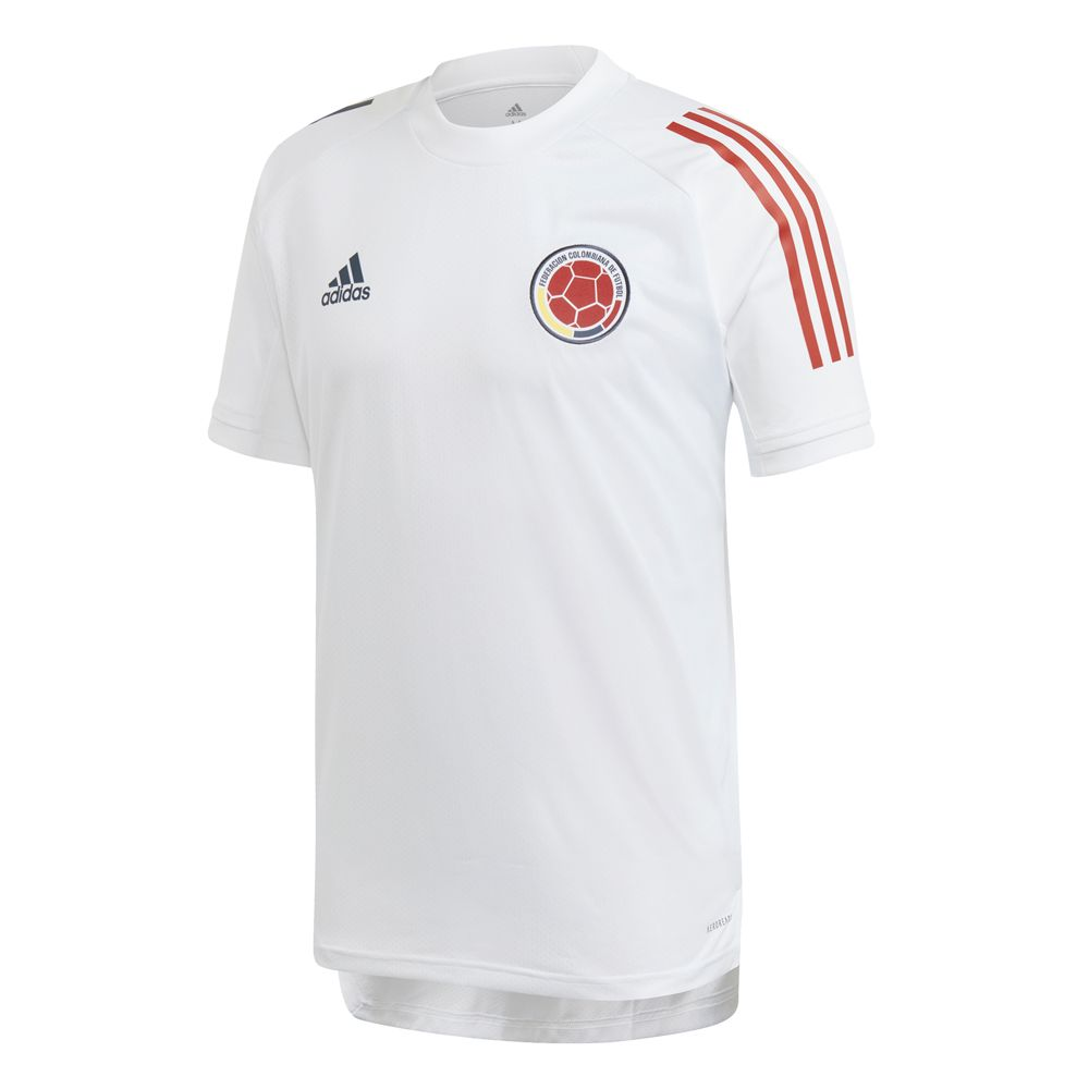 adidas Colombia Training Jersey - Colombia Apparel | Soccer Village