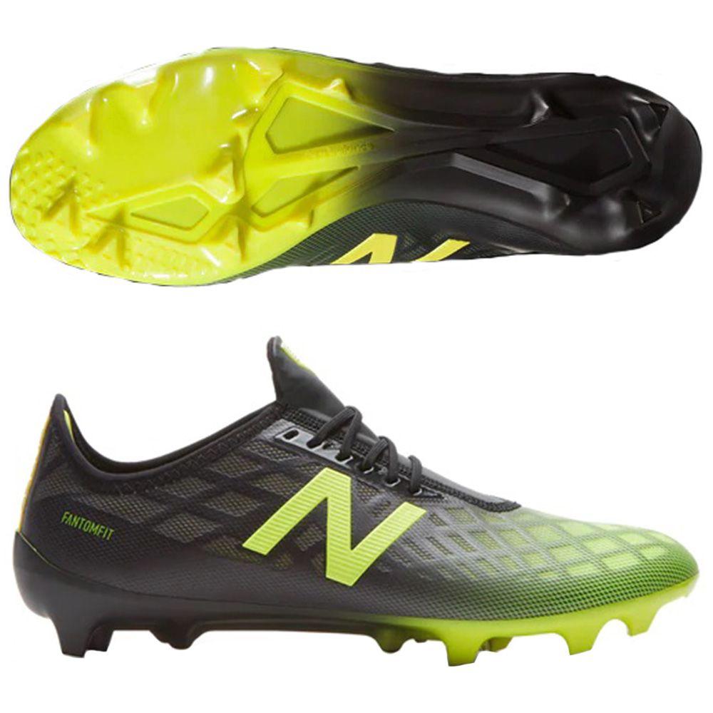 new balance black soccer cleats