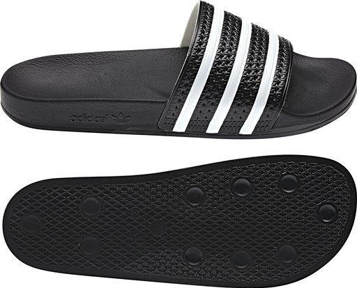 Mucca sindrome operazione  adidas Adilette Sandal black/white | Soccer Village
