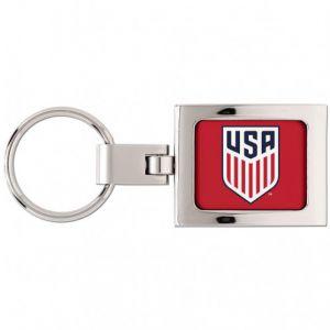 USA Premium Domed Key Ring