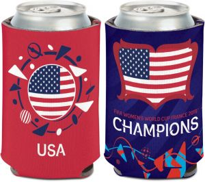 USWNT Champs Can Cooler