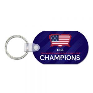 USWNT Champs Aluminum Key Ring