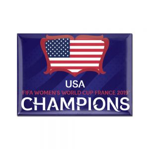 USWNT Champs Magnet 2.5 x 3.5