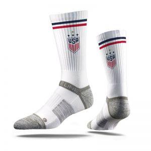 USA Gold Star Comfy Socks