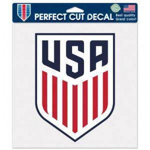 USA Perfect Cut Decal 8x8