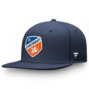 Fanatics FC Cincinnati Primary Logo Structured Adjustable Cap