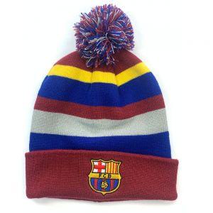 Fan Ink FC Barcelona Cuffed Beanie