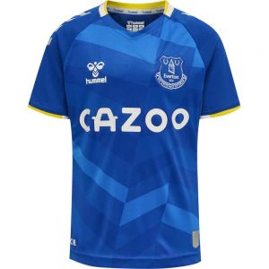 Hummel Everton 2021/22 Youth Home Jersey