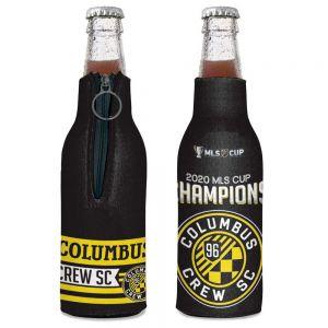 Wincraft Columbus Crew SC Bottle Cooler MLS Cup Champs