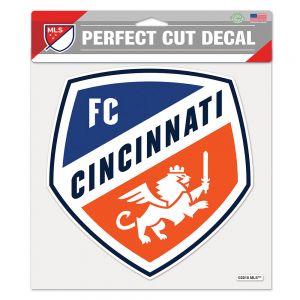 Wincraft FC Cincinnati Perfect Color Decal 8 x 8