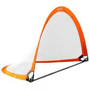 Kwik Goal Infinity 4 foot goal Hi-Vis Orange