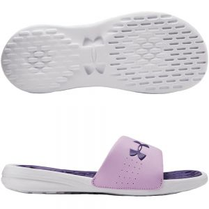 Under Armour Girls Playmaker Fixed Strap Slide