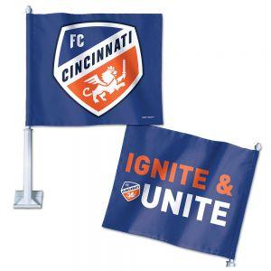 Wincraft FC Cincinnati Car Flag 11.75 x 14