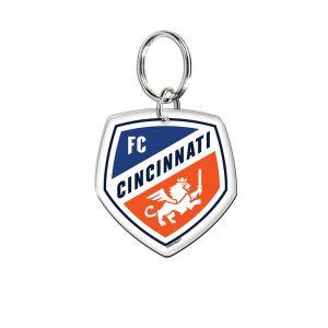 Wincraft FC Cincinnati Premium Acrylic Key Ring