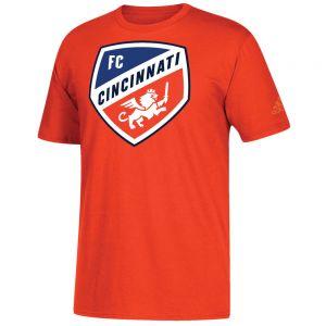 adidas FC Cincinnati Go To Crest Tee