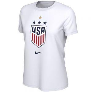 Nike USWNT Women's 4-Star Crest Tee