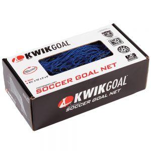 Kwik Goal Junior Recreational Net 6.5' Height x 12' Width x 2' Depth x 6' Base