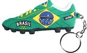 Brasil Key Chain