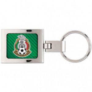 Mexico Domed Key Ring