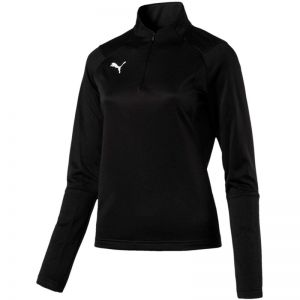 PUMA Women's Liga Training 1/4 Zip Top