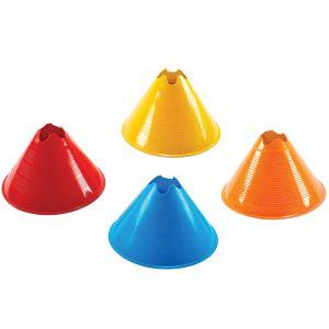 Kwik Goal Jumbo Disc Cone 12 Pk