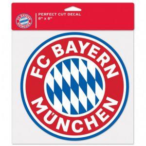 Bayern Munich Perfect Cut Color Decal 8x8